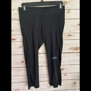 Adidas Stella McCartney Black Leggings Size Small